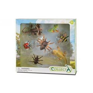 Insekten: Spielset In Geschenkbox 7-Teilig
