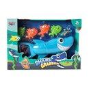 Spielset Hai-Greifer Blau Klein 30 Cm
