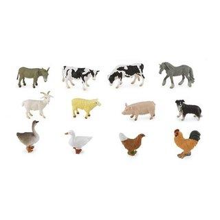 Nutztiere 12-Teilig