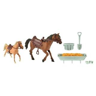 Horses Pro Pferde-Spielset Mit Zubehör