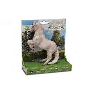 Paarden: Lipizzanerhengst 17 Cm Weiß