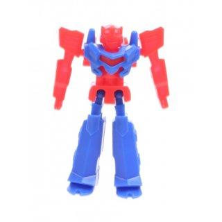 Bausatz Mini-Roboter Blau/Rot 3 Cm