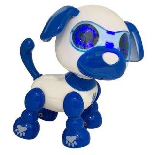 Interaktiver Hund 9Robo Puppy,5 Cm Blau