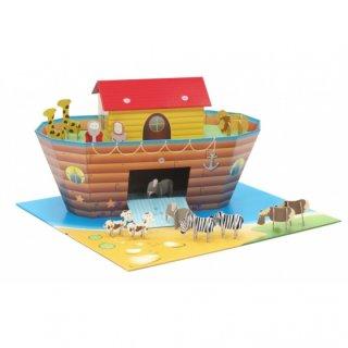 Spielset Ark Of Noach 18-Teilig