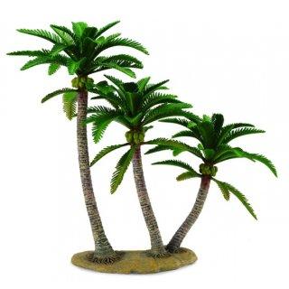 Bomen: Kokosnusspalme 29,5 Cm Braun/Grün