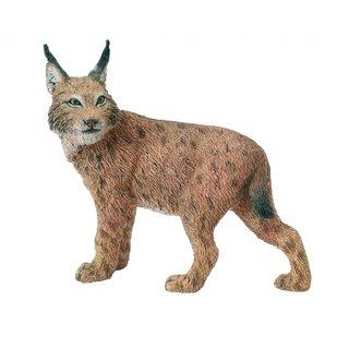 Wilde Tiere Lynx 7.3 X 6.3 Cm