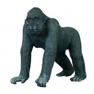 Wilde Tiere Gorilla 9.5 X 7.5 Cm