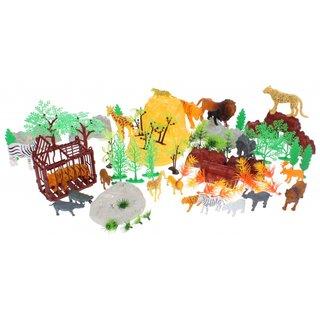 Tiere Spielen 75 Pc Eingestellt