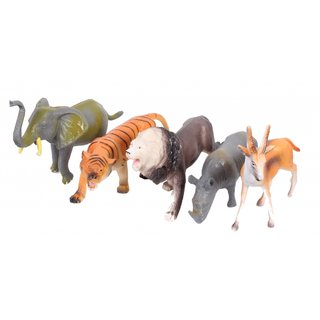 Wilde Tiere Animal Kingdom 5-Teilig