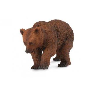 Wildtiere: Bärenjunges 6,5 Cm Braun
