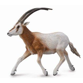 Wildtiere: Rappenantilope 12,5 Cm Braun/Weiß