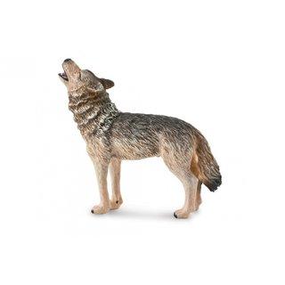 Spielfigur Wolf Grau 9 X 8 Cm