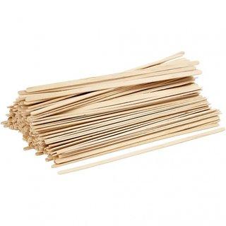 Holzstäbchen 19 Cm 200 Stück