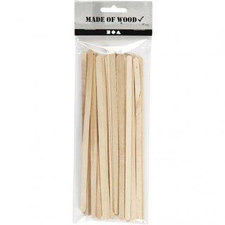 Holzstäbchen 19 Cm 30 Stück