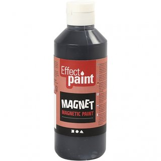Magnetfarbe Schwarz 250 Ml