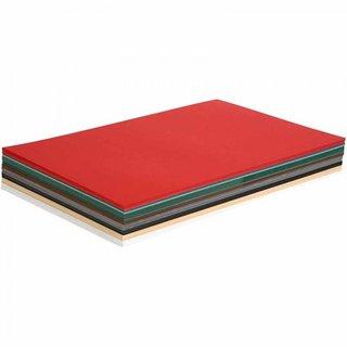 Weihnachtskarton 42 X 29,7 Cm 300 Stück 180 G Mehrfarbig