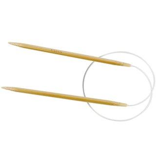 Runde Bambusnadeln 5,5 Mm 60 Cm