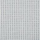 Aida Stofftuch Weiß 130 Cm