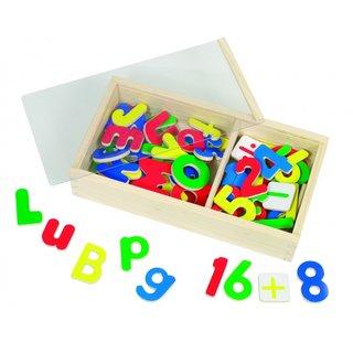 Magnet Buchstaben Und Zahlen