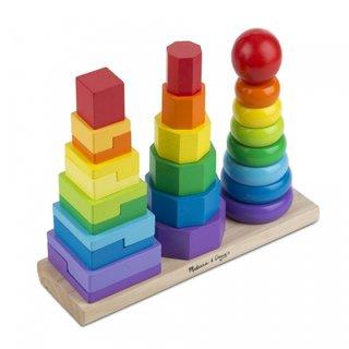 Holzstapel Spiel 26-Teilig