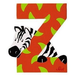 Letter Z Tier 10Cm