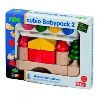 Babybox 19-Teilig 24 X 19 X 5 Cm Mehrfarbig