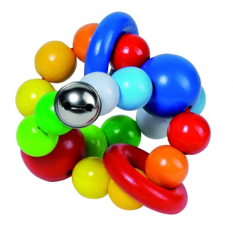 Rattle Ball 7.7 Cm