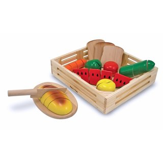 Holz-Ess-Set 27-Teilig