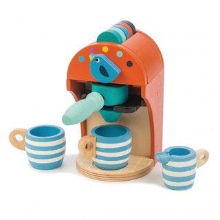 Espressomaschine Junior 10-Teilig