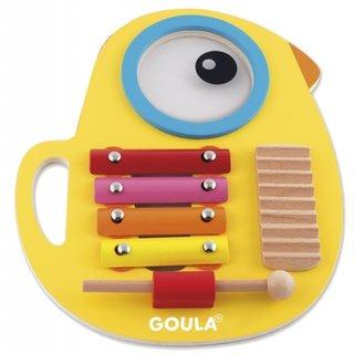 Tiki Musikinstrument 3-In-1 2-Teiligen
