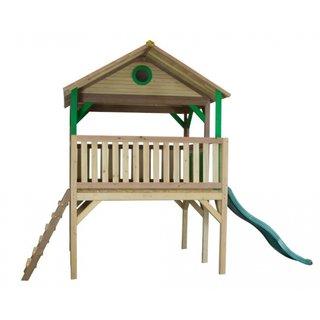 Baloo Spielhaus 377 X 200 X 274 Cm Hell