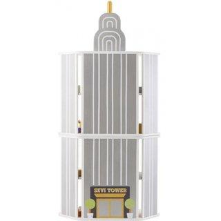 Spielturm Weiß 90 Cm
