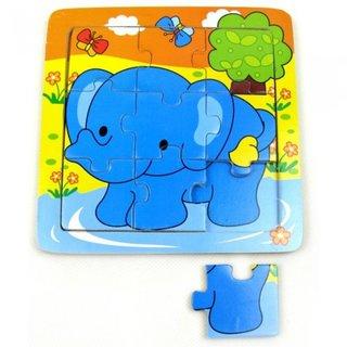 Elefant Stichsäge Holzstückchen 9 15 X 15 Cm