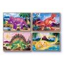 Dinosaurier-Puzzle-Set