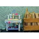 Werkbank Holz Mehrfarbig 32,5 Cm