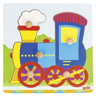 Locomotive Puzzle 5-Teilig