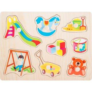 Toy Puzzle Holz 10 Stück 30 X 22 Cm