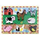 Farm Chunky Puzzle 8-Teilig