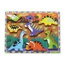 Dinosaurier Chunky Puzzle 7-Teilig