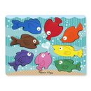 Chunky Colorful Fisch Puzzle 8-Teilig