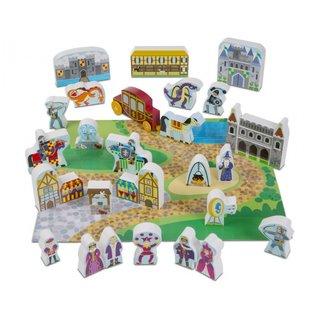 Spielset Schloss 32-Teilig