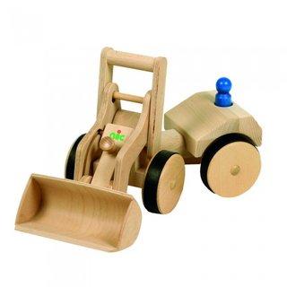 Schaufel 50 Cm Klares Holz